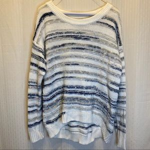 Calvin Klein Jeans woman's knit sweater